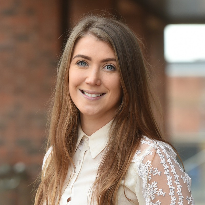 Francesca Davies – Technical Support Administrator