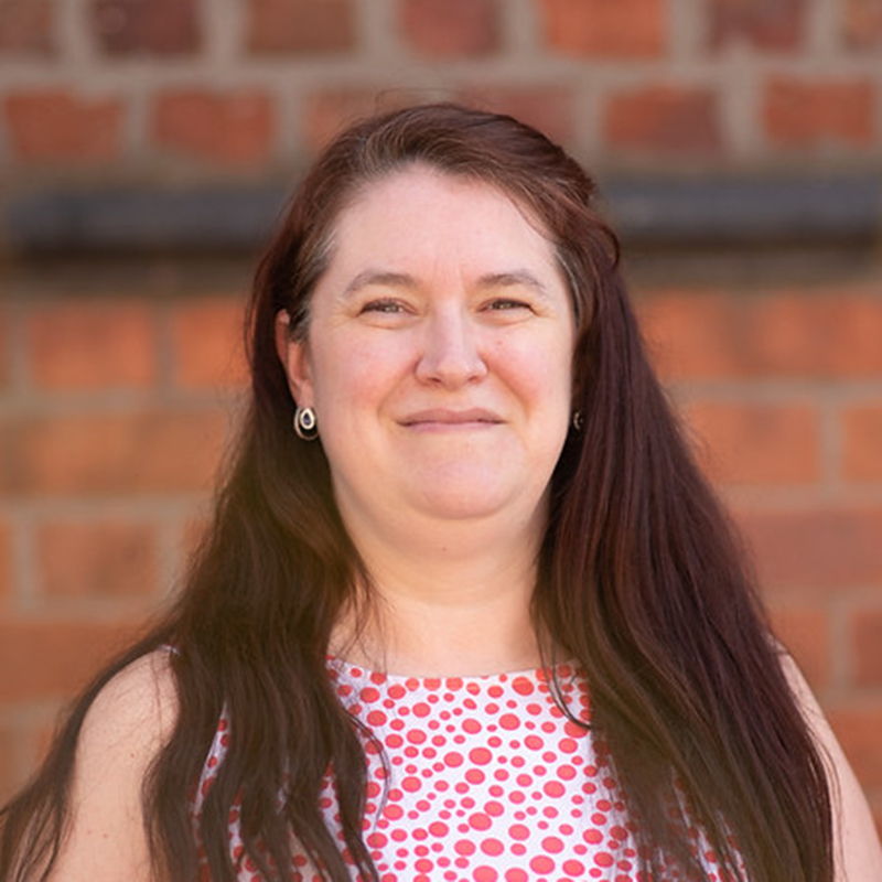 Kath McGivern – Technical Administration Team Leader